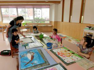 アトリエ・エム絵画教室