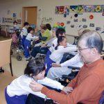 介護老人保健施設訪問