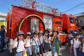 消防車がやってきた5