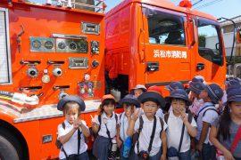消防車がやってきた4
