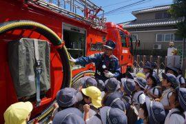 消防車がやってきた2
